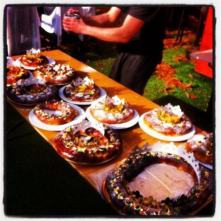 Alambi Restaurant: Tortells de reis