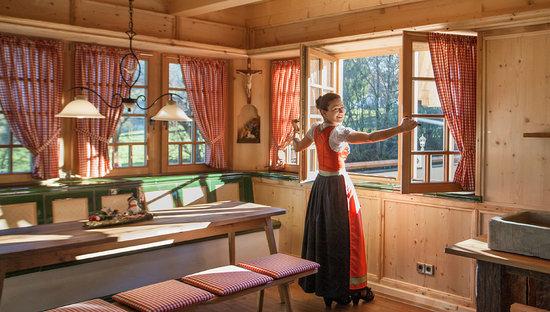 Elztal Hotel: Bauernstüble im Schwarzwaldsaunahaus