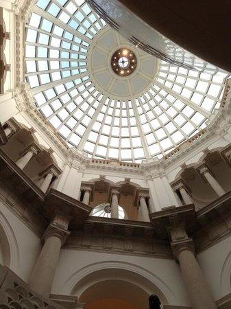 The Rex Whistler Restaurant, Tate Britain: ingresso per il ristorante
