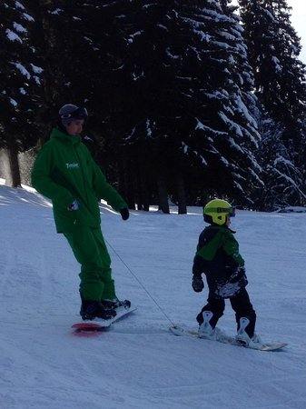 Mint Snowboarding: Riglet 2.