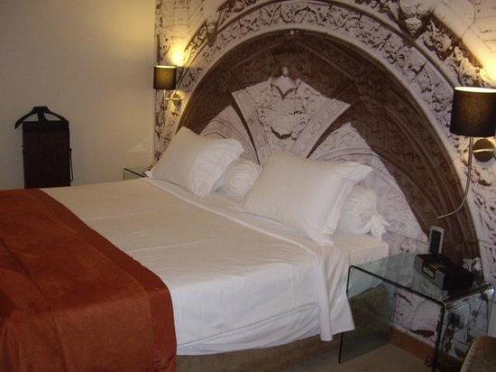 Marques De Pombal Hotel: Habitación