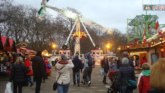 Winter Wonderland: parco giochi