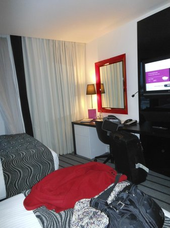Crowne Plaza Manchester City Centre : Room