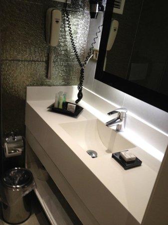 Sorriso Hotel: bagno