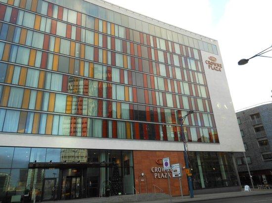 Crowne Plaza Manchester City Centre : Building