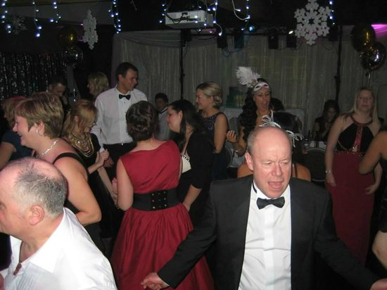 Ashbourne Hotel: dancing