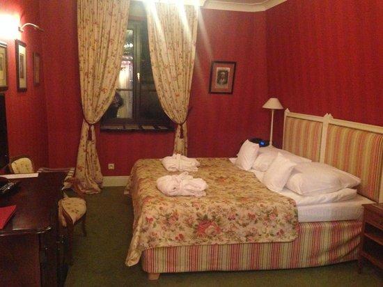 Hotel Kosciuszko: Наш номер