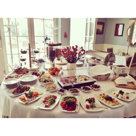 Hotel Kosciuszko: Чудесный завтрак