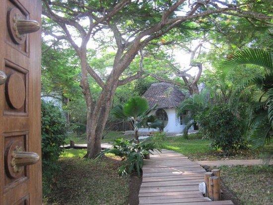 Waterlovers Beach Resort: villa