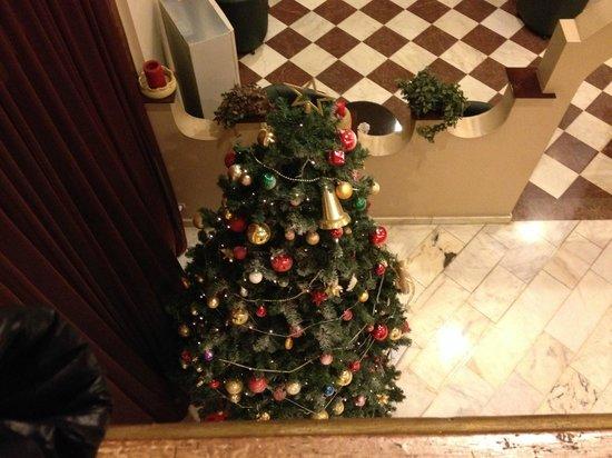 Ickale Hotel: hall