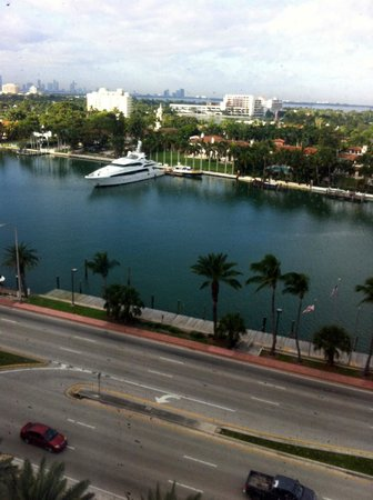 Miami Beach Resort and Spa: Vista do quarto