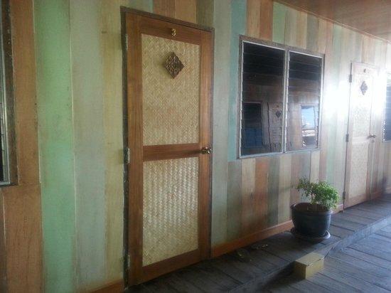 Sukkasem Guesthouse: Room