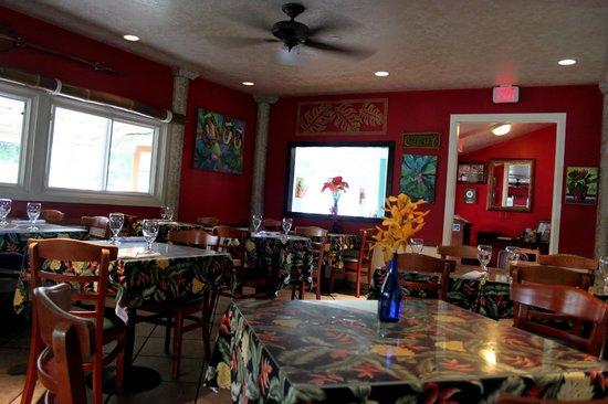 Kaleo's Bar & Grill : Interior of the restaurant