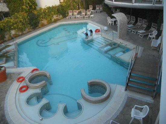 piscina Hotel Formentin