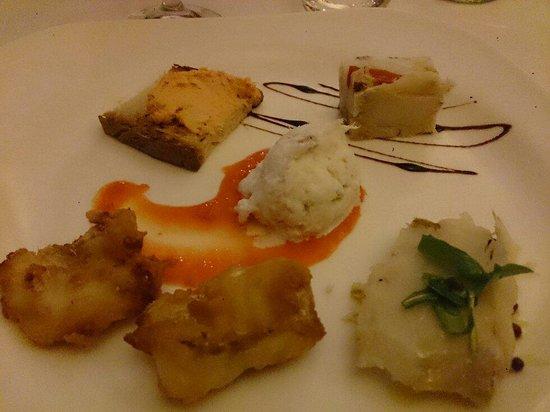 Osteria Gagliardi: Baccalà gourmet