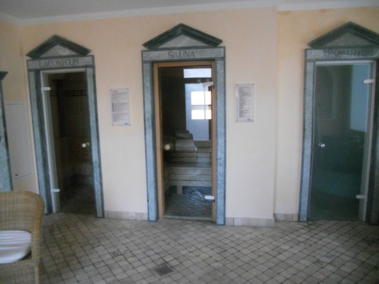 Abano Terme Sauna Bagno Turco.Sauna E Bagno Turco Hotel Formentin Foto Di Hotel