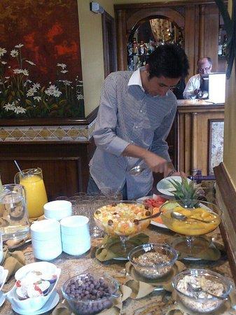 Las Margaritas : Excelente el.comedor., comida riquísima