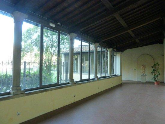 Museo Archeologico Mecenate: interno4