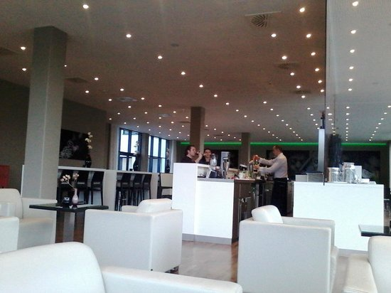 Legere Hotel Luxembourg: Restaurant