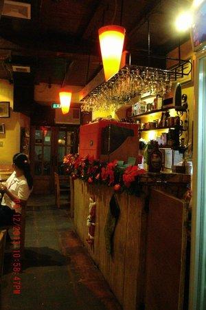 Cafe Uno : Interior