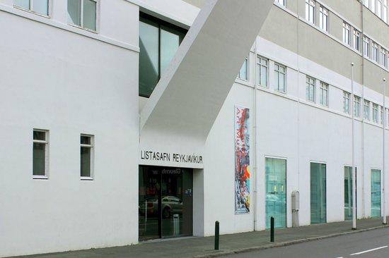 Muzeum Sztuki w Reykjavíku