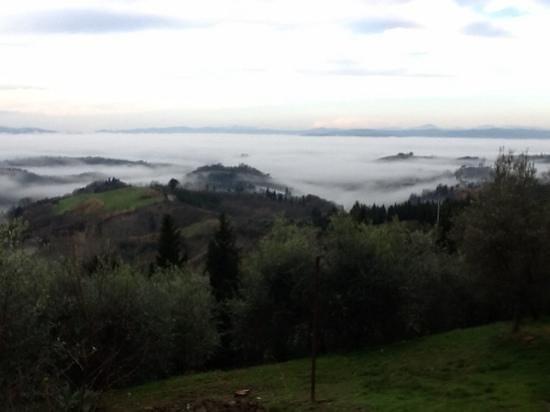 Agriturismo Saltafabbro : vista panoramica