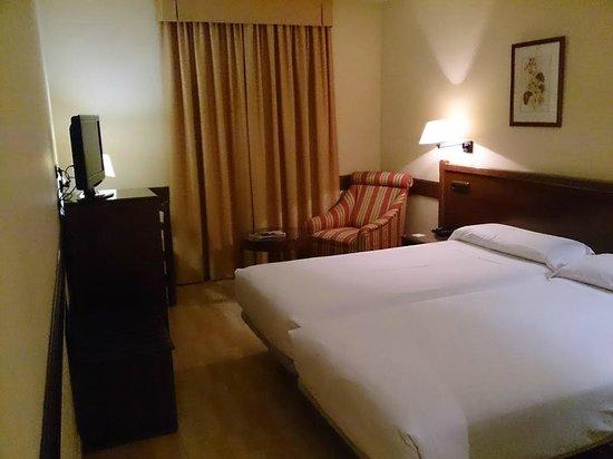 Hotel Oriente: Habitación doble