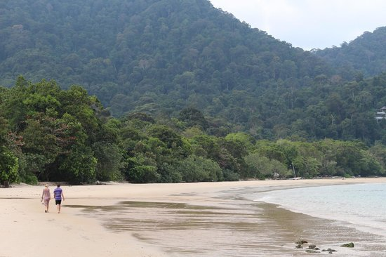 The Andaman, A Luxury Collection Resort: The glorious beach