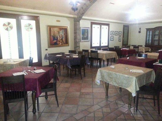 Ristorante El Cuciareto: Sala Leonardo