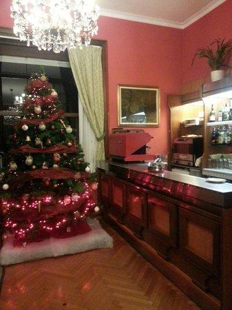 Hotel Fontana: Bar