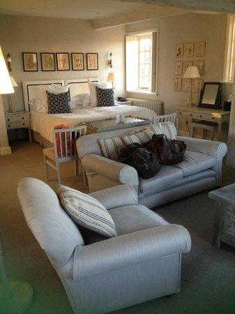 The Blakeney Hotel: Room 43 - gorgeous!