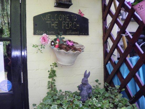 The Perch inn: The Perch