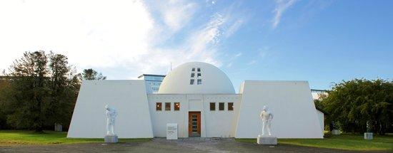 Reykjavik Art Museum Asmundarsafn