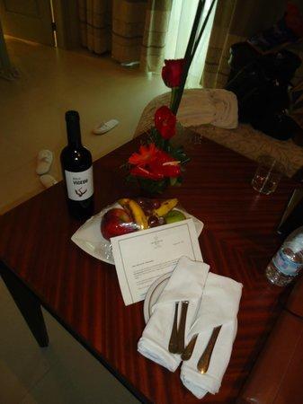 Iberostar Grand Hotel Bavaro: cortesia do hotel... welcome!
