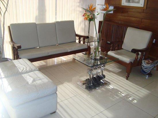 Capvio Hotel: Sala de estar