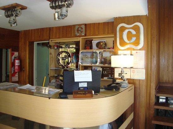 Capvio Hotel: Recepcion