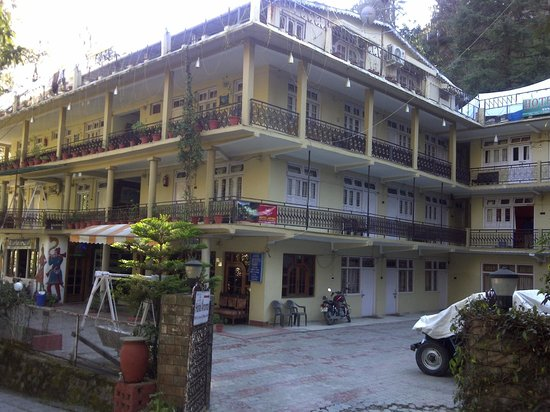 Hotel Aroma : Hotel