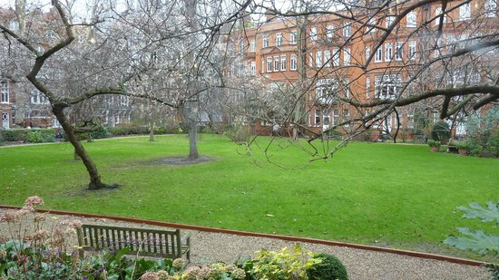 Draycott Hotel: Garden