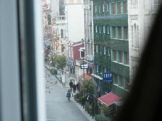 Adamar Hotel: panorama