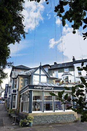 Treeby & Bolton Cafe: Treeby's Gallery & Café  - The Orangerie