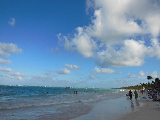 Grand Bahia Principe Punta Cana: Plage du Gran bahia principe
