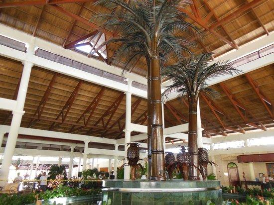 Grand Bahia Principe Punta Cana: La réception et le salon