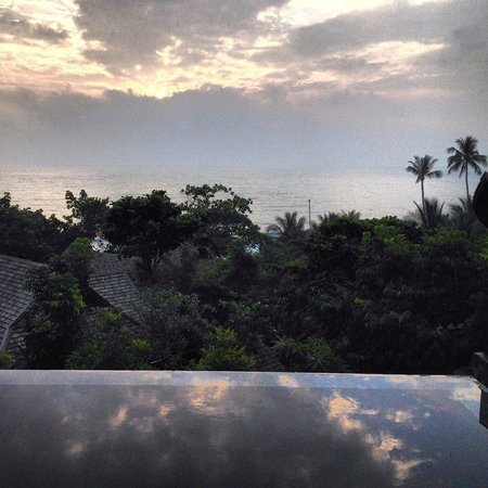Vana Belle, A Luxury Collection Resort, Koh Samui : View from the Ocean-View Suite