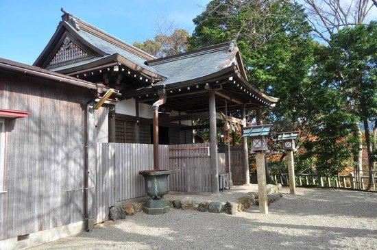 Furuichi Kaido: 長峰神社