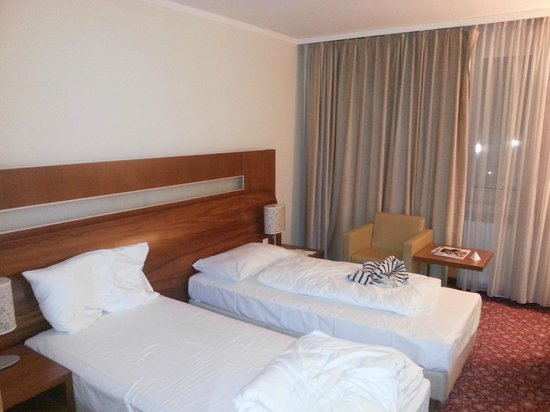 Austria Trend Hotel Europa Graz: Room