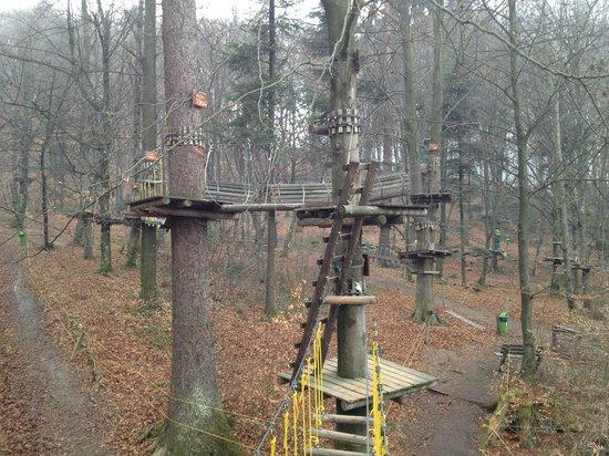 Parc Aventura Brasov: Fun stuff