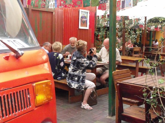 Village Café : Jolly