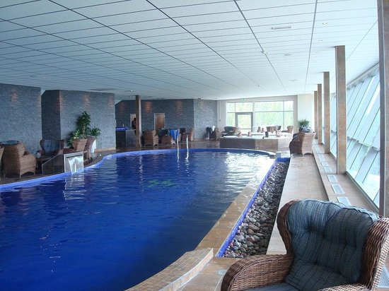 Hotell Hallstaberget: Spa´t!