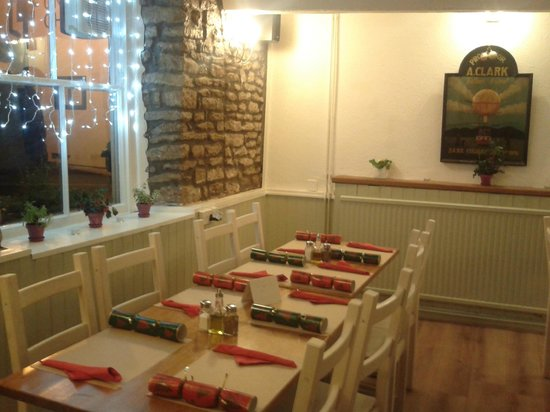 The Greek Taverna : Christmas Booking
