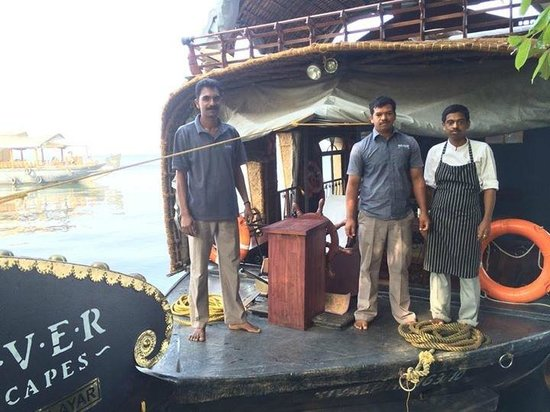 Xandari Riverscapes : Lovely Staff